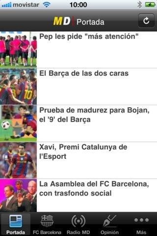 Mundo Deportivo iPhone image 5