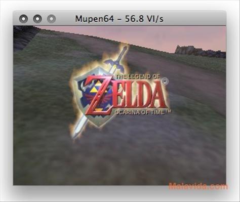 Mupen64 Mac image 5