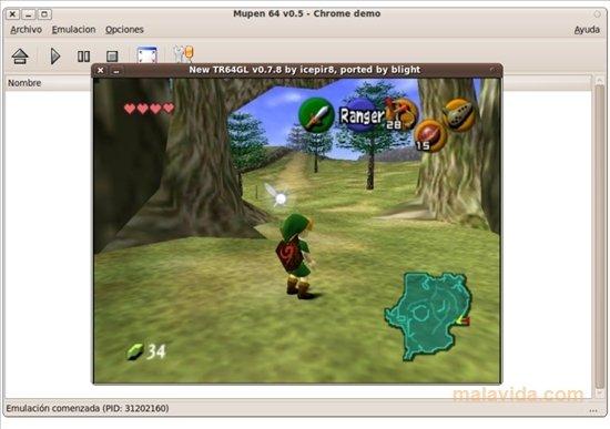 Mupen64 Linux image 4