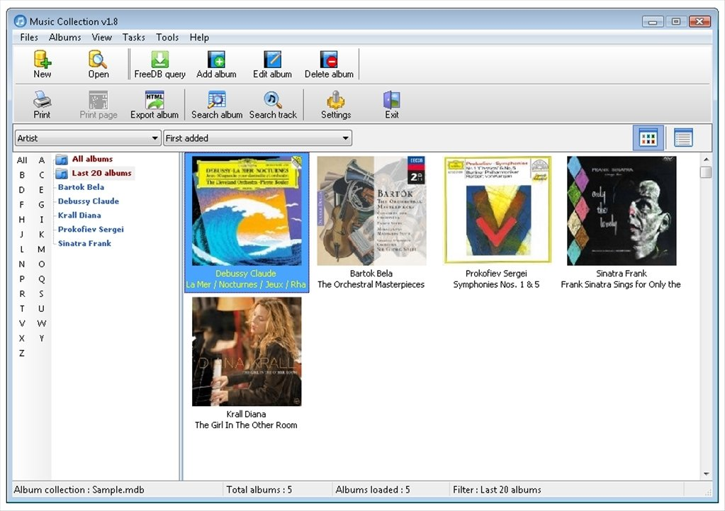 Music Collection image 6