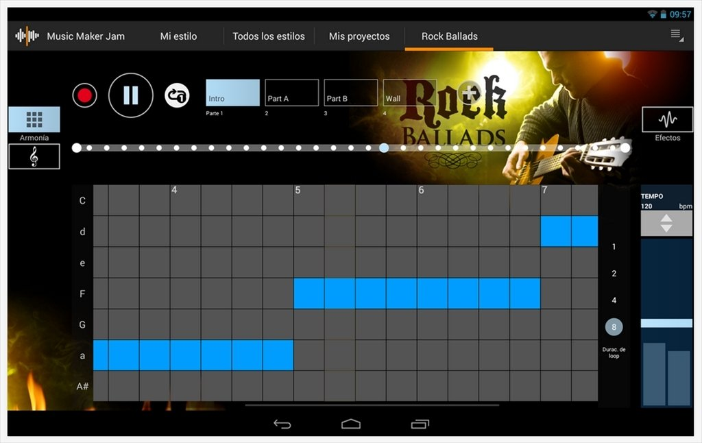 Music Maker Jam 5 6 7 - Download for Android APK Free