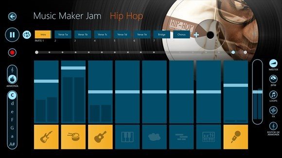 free download music maker jam for windows 7