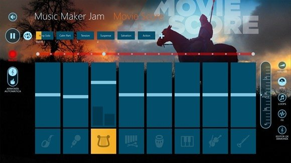 Music Maker Jam 2017 606 1848 0 - Download for PC Free