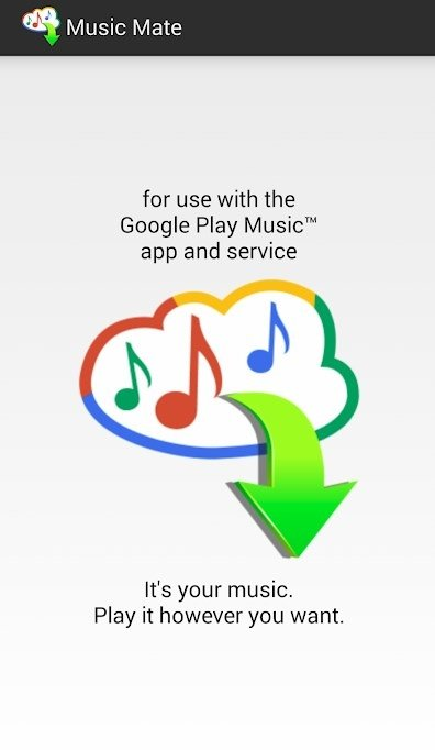 Music Mate 1 2 43 - Download for Android APK Free