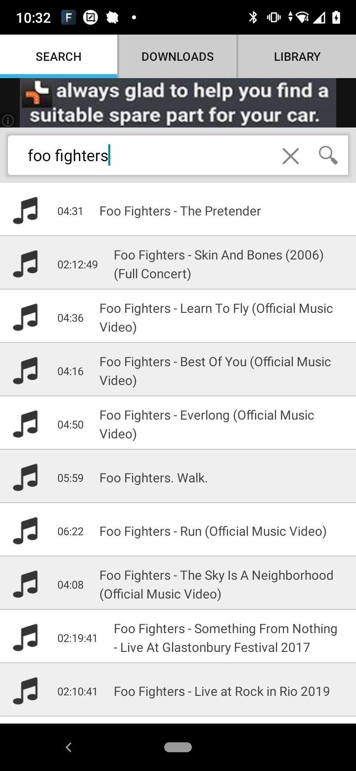 Descargar Music MP3 Download Free CopyLeft 2.2.3 Android