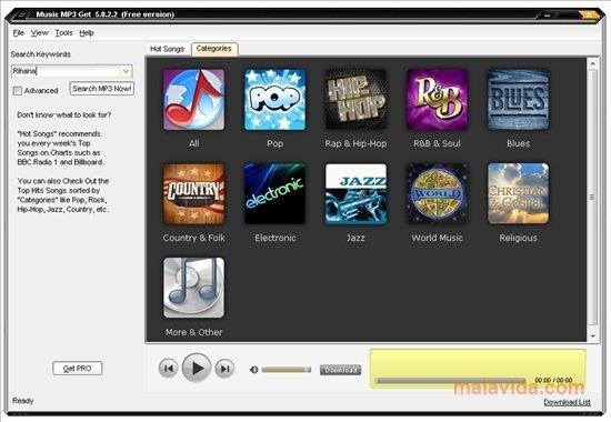 Music MP3 Get 6.9.2.7