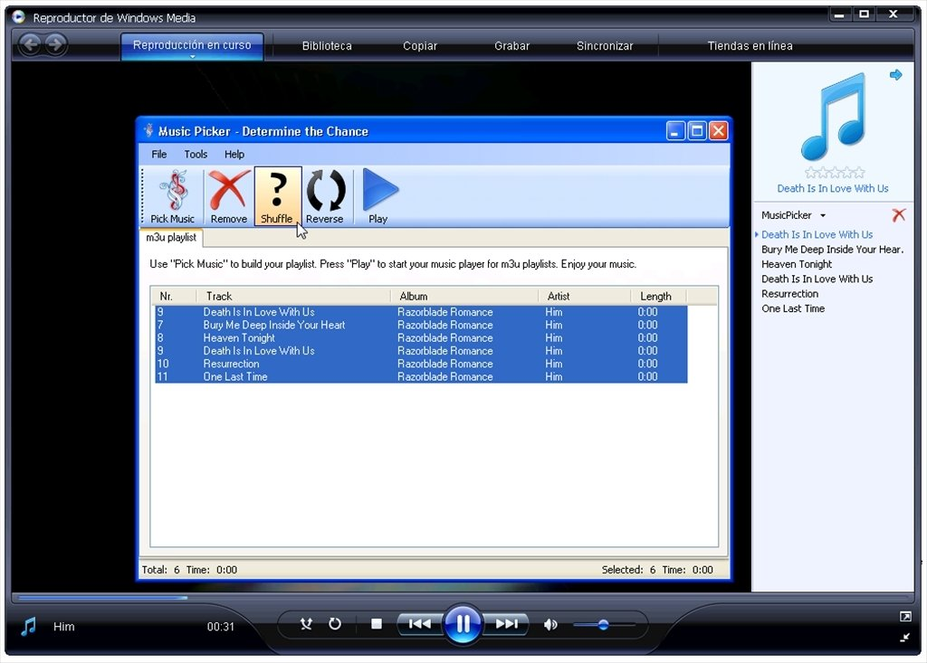 Music Picker image 4