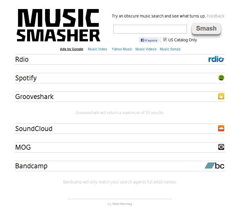 Music Smasher Webapps image 4