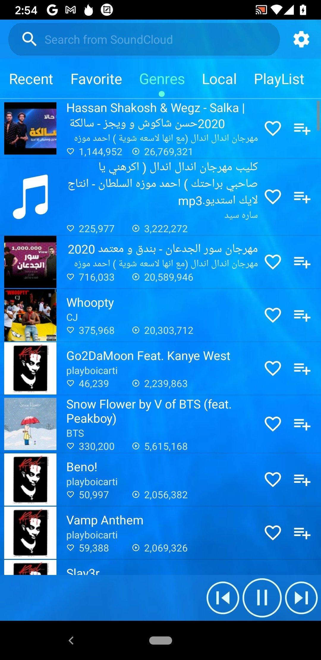site de telechargement musique gratuit pour android