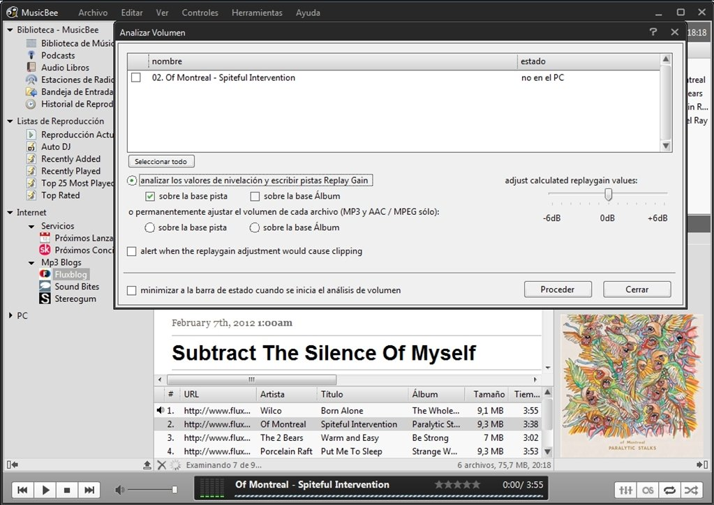 MusicBee 3 2 6902 - Download for PC Free