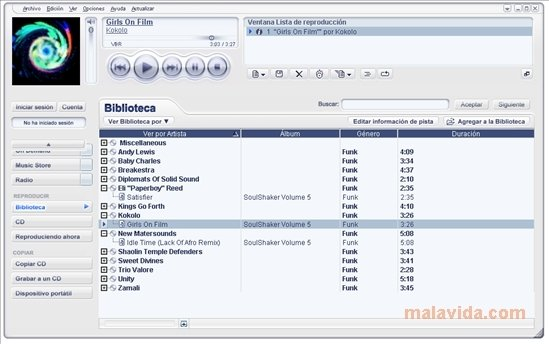 musicmatch pour windows 7 gratuit