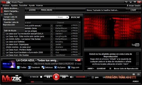 Muziic 2 01 - Download for PC Free