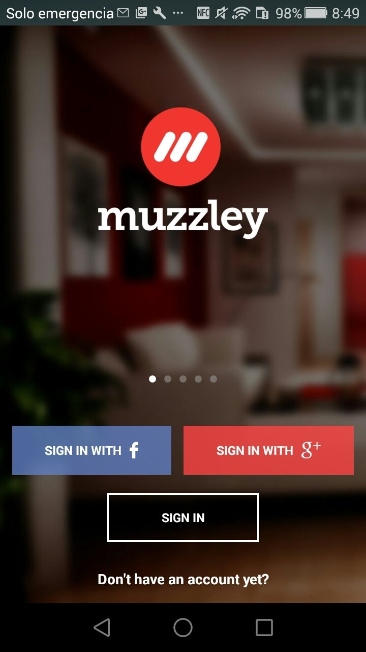 Muzzley Android image 8