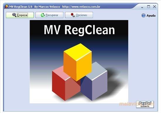 MV RegClean image 3