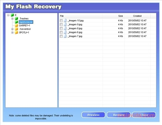 USB Flash Drive Data Recovery - Download