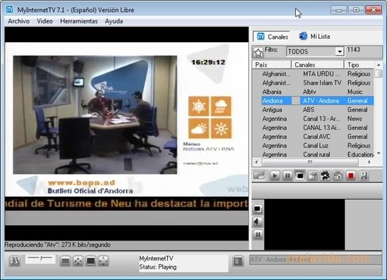 My Internet TV image 5