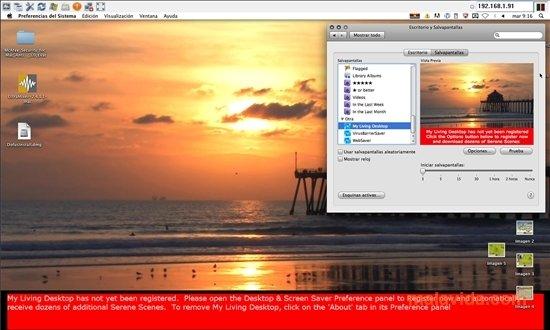 My Living Desktop Mac image 4