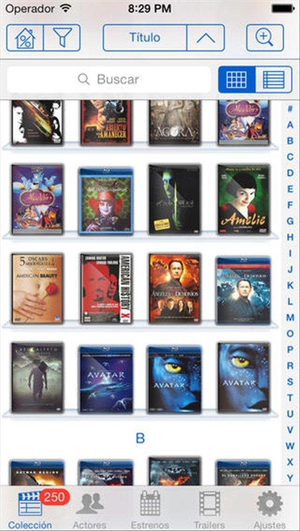 My Movies iPhone image 5