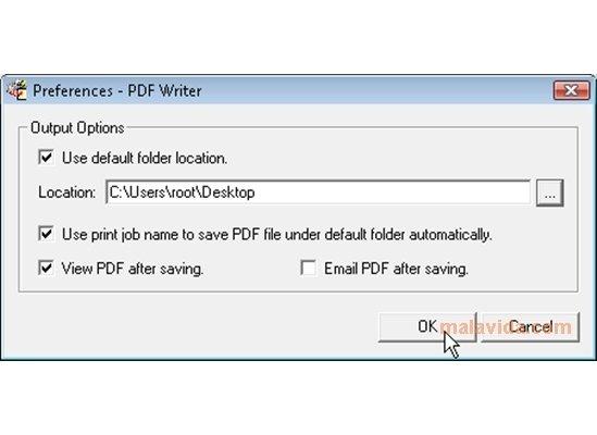 descargar impresora adobe pdf converter
