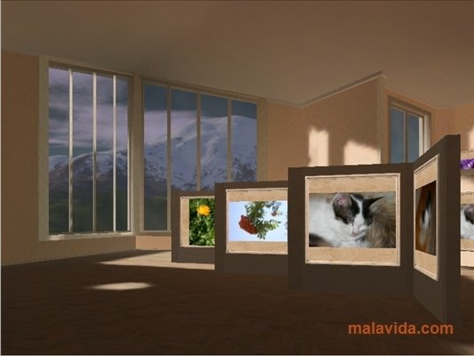 My Pictures 3D Screensaver image 4