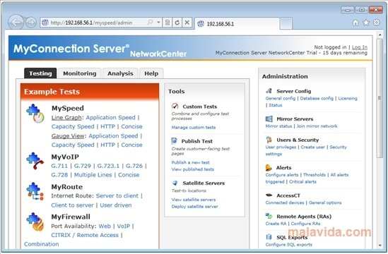 MyConnection Server image 4