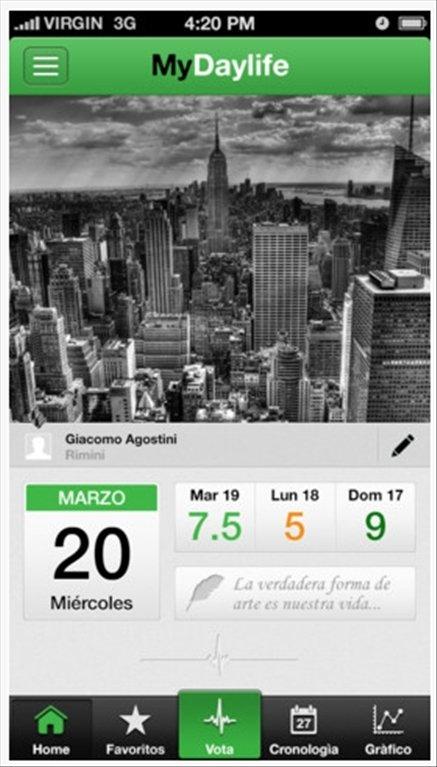 MyDaylife iPhone image 5
