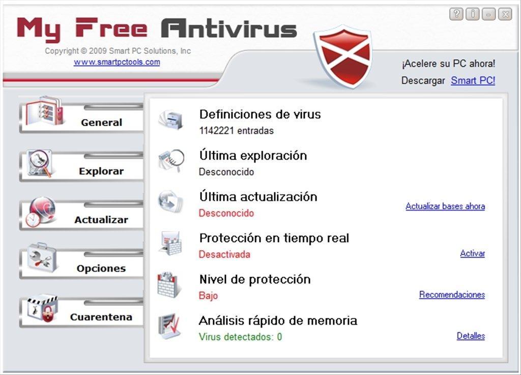 MyFreeAntivirus image 5