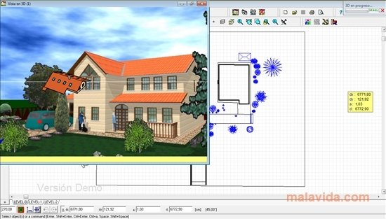 Descargar myhouse 11 0 gratis en espa ol for Www myhouse com