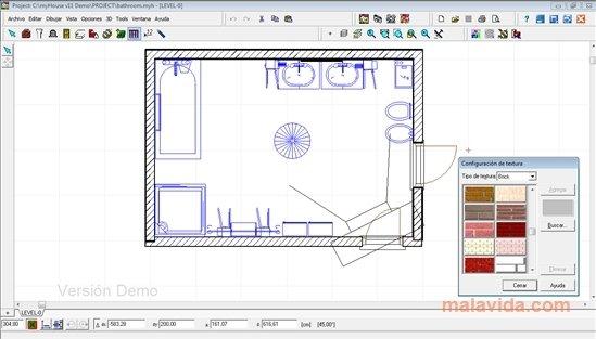 Myhouse 11 0 for Programma planimetria casa gratis italiano