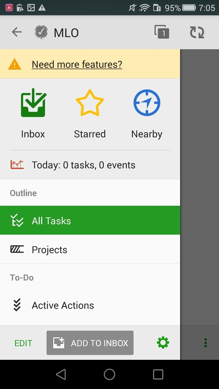 MyLifeOrganized: To-Do List Android image 7