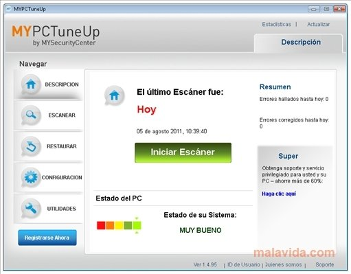 MYPCTuneUp image 6