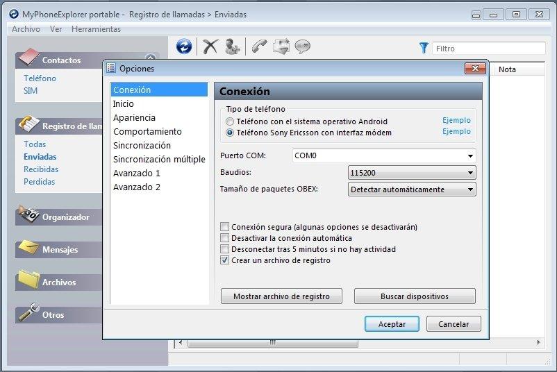 MyPhoneExplorer 1.8.6