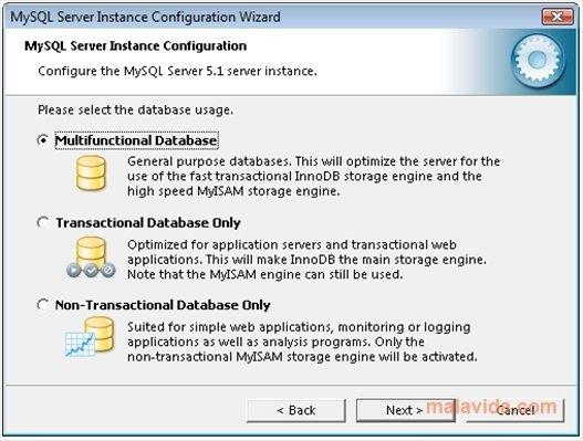 MySQL 5 1  73 - Download for PC Free