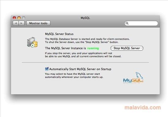 MySQL 5  7 27 - Download for Mac Free
