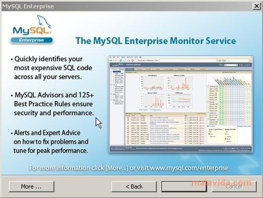 MySQL 5 7 27 - Download for PC Free