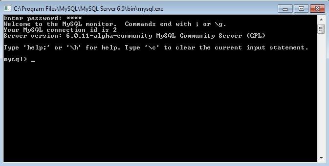 MySQL 6  0 11 Alpha - Download for PC Free