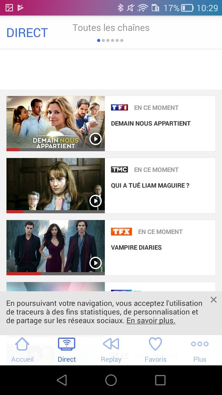 mytf1 android gratuit