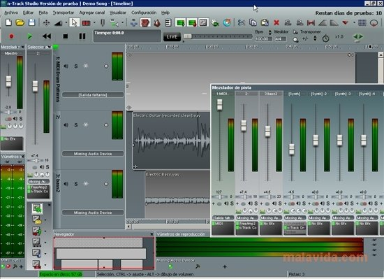 n-Track Studio image 6