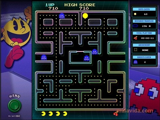 Namco All-Stars Pac-Man image 7