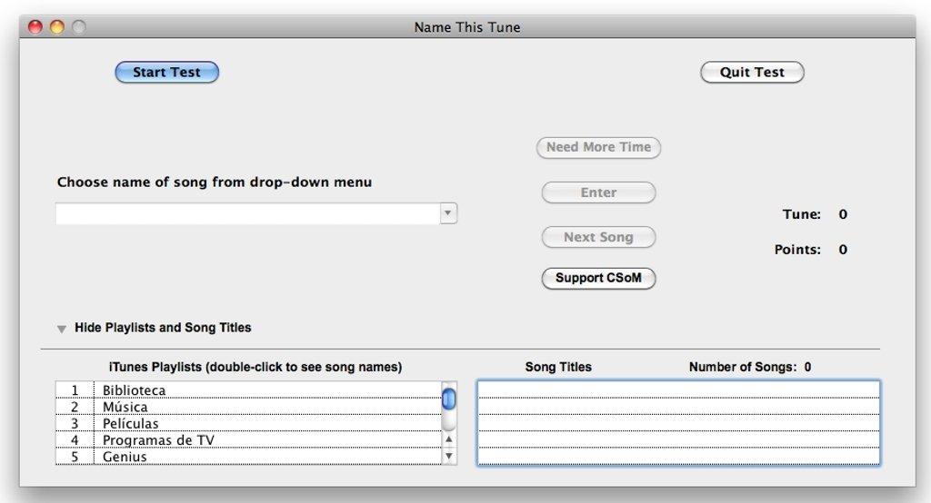 Name This Tune Mac image 5