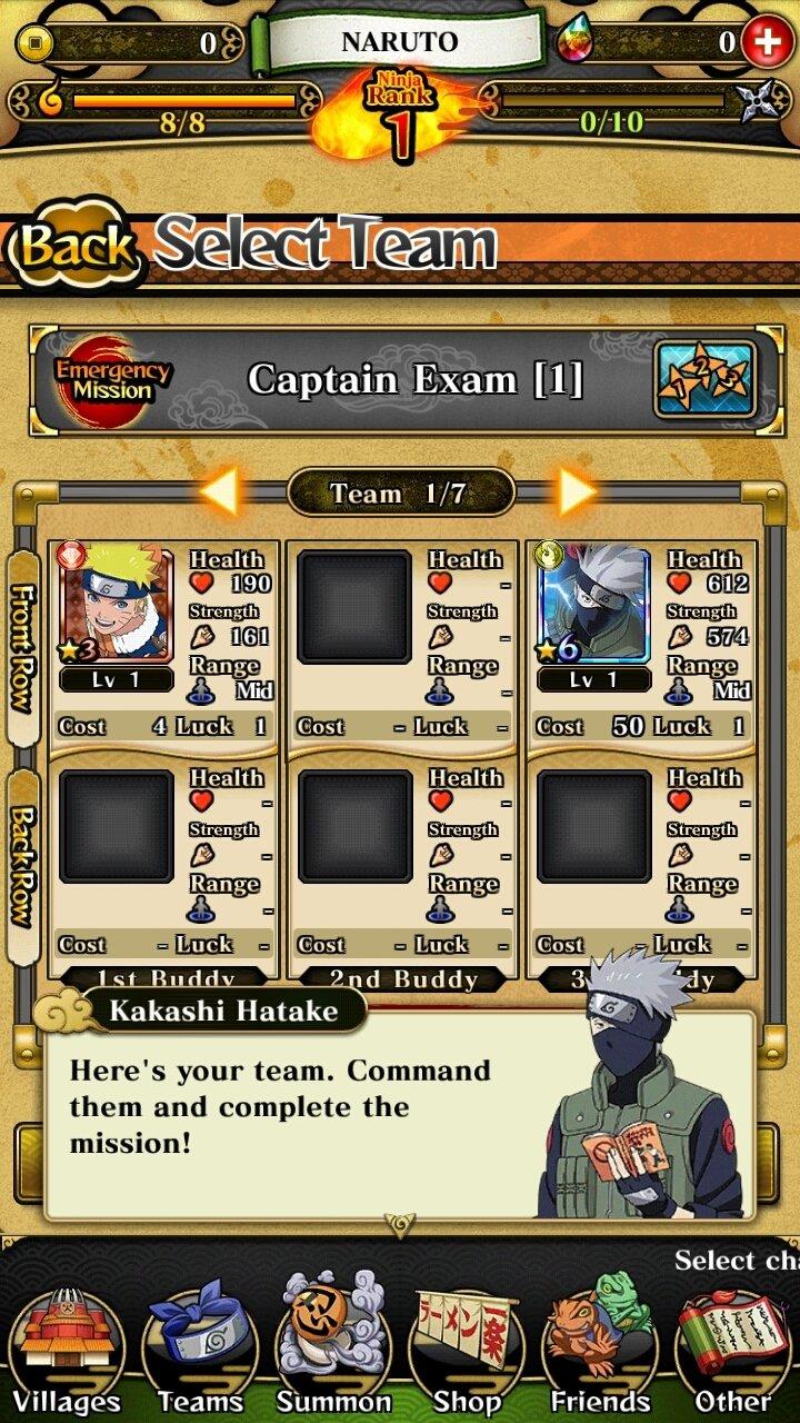 ultimate ninja blazing offline apk