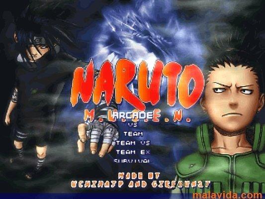 Naruto Mugen 2002.04.14