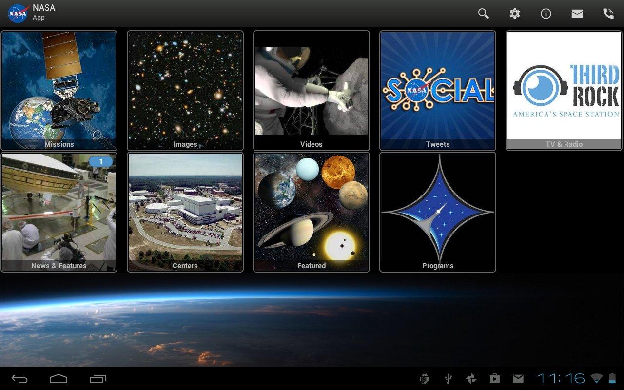 NASA App Android image 5