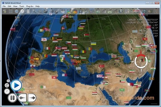 Download nasa world wind 14 free nasa world wind image 2 thumbnail gumiabroncs Images