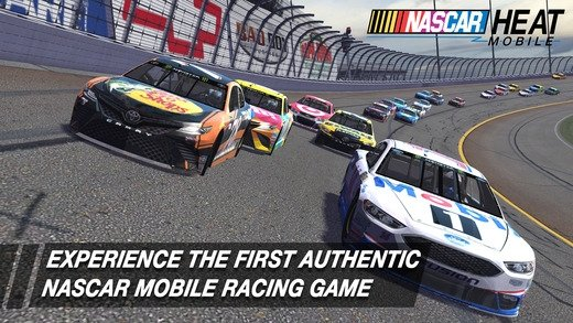 NASCAR Heat Mobile iPhone image 5