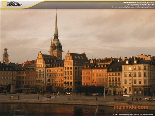 National Geographic Cities of Europe image 4