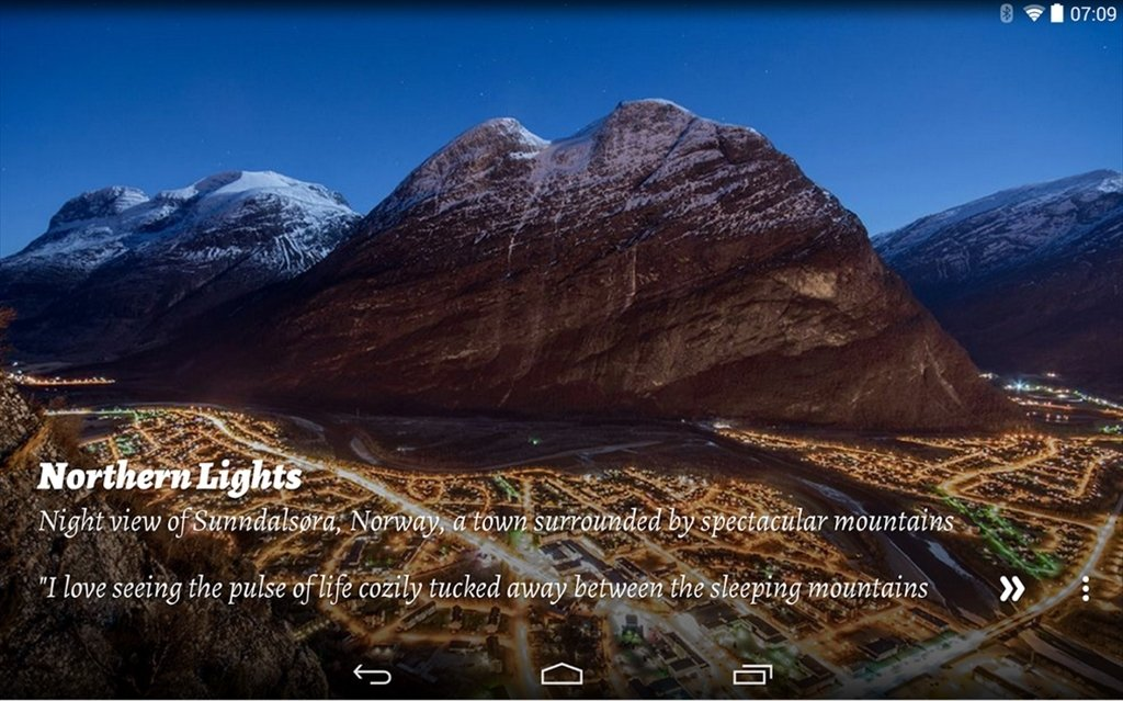 National Geographic Muzei Android image 8