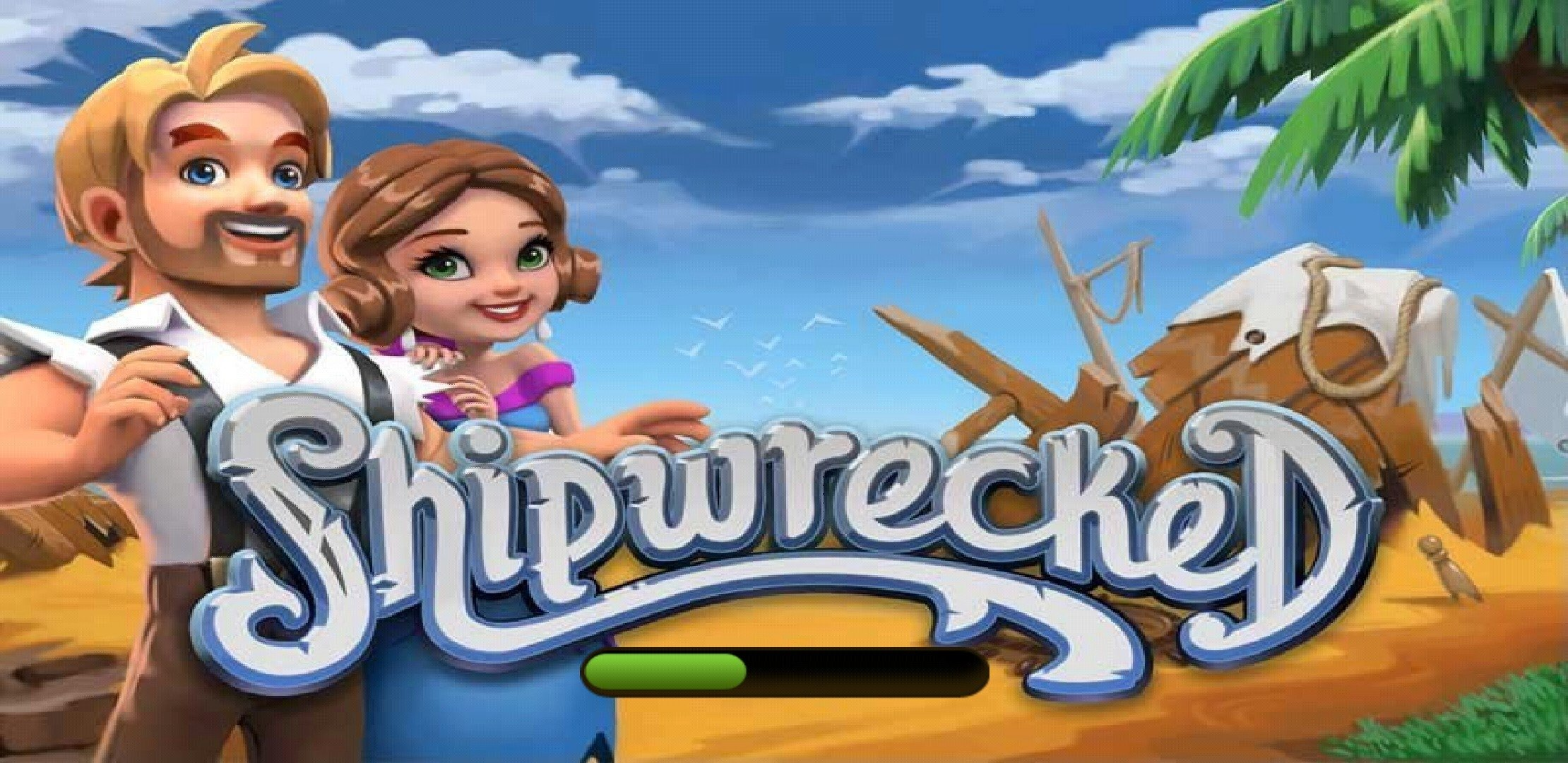 Shipwrecked: Lost Island Android image 5
