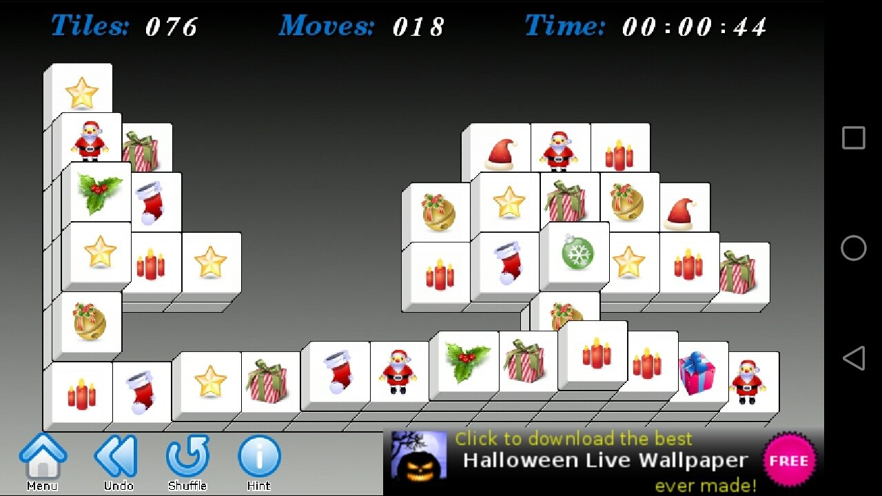 Christmas Mahjong.Christmas Mahjong 1 0 9 M Download For Android Apk Free