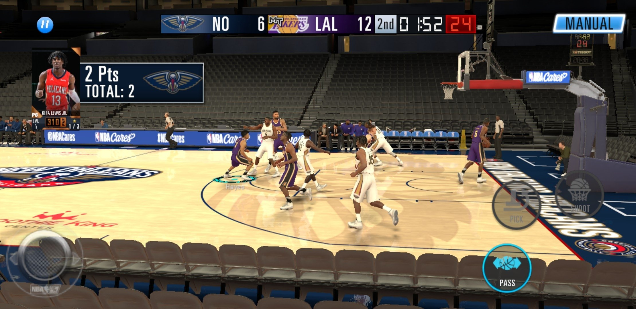 NBA 2K Mobile 1 0 0 416273 - Download for Android APK Free